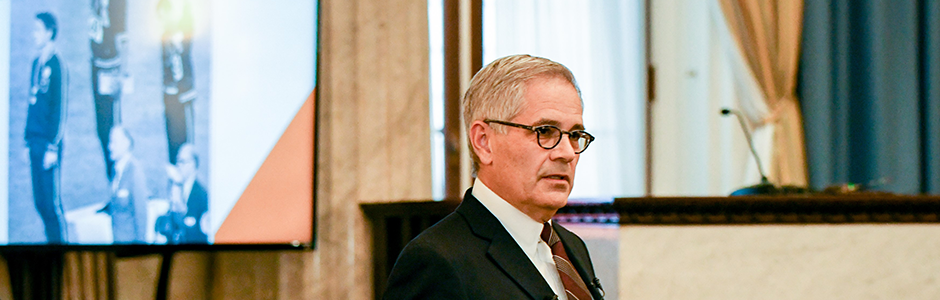 Story 1: A Note from DA Krasner about transparency.
